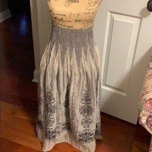 Lapis skirt one size